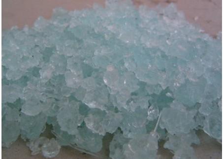 Bulk sodium silicate